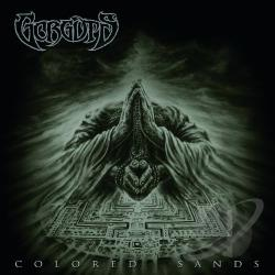 Gorguts - Colored Sands CD Cover Art