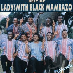 Ladysmith Black Mambazo - Best of Ladysmith Black Mambazo CD Cover Art