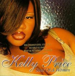Price, Kelly - Soul of a Woman CD Cover Art