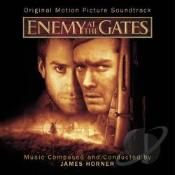 Horner, James - Enemy at the Gates CD Cover Art