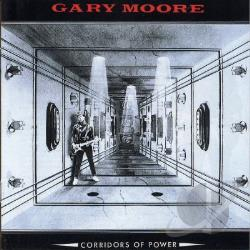 Moore, Gary - Corridors of Power CD Cover Art