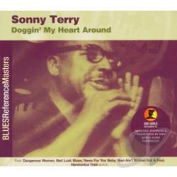 Terry, Sonny - Doggin' My Heart Around CD Cover Art