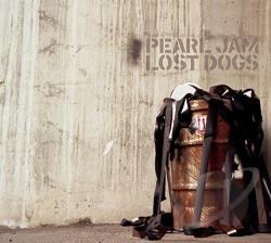 Pearl Jam - Lost Dogs: Rarities and B Sides CD Cover Art