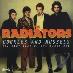 Radiators - Cockles & Mussels: The Very Best Of CD Cover Art