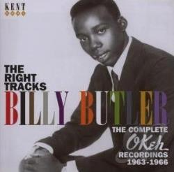 Butler, Billy - Right Tracks: Complete Okeh Recordings 1963-1966 CD Cover Art