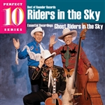 Riders In The Sky - Ghost Riders in the Sky: Essential Recordings CD Cover Art