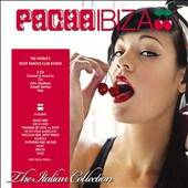Italian Collection: Pacha Ibiza CD Cover Art