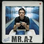 Mraz, Jason - Mr. A-Z DB Cover Art