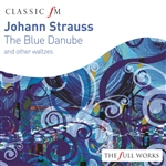 Vienna Philharmonic Orchestra - Strauss, Johann: The Blue Danube DB Cover Art