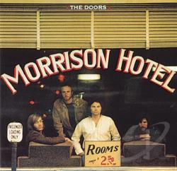 Doors - Morrison Hotel LP Cover Art