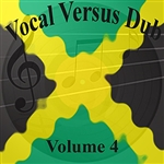 Various Artists - Vocal Versus Dub Vol 4 DB Cover Art