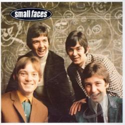 Small Faces - Small Faces (1st LP) CD Cover Art