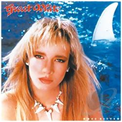 Great White - Once Bitten CD Cover Art