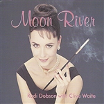 Dobson, Rudi - Moon River CD Cover Art