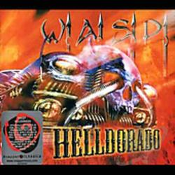 W.A.S.P. - Helldorado CD Cover Art
