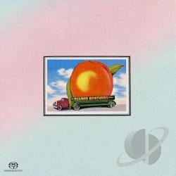 Allman Brothers Band - Eat a Peach CD Cover Art