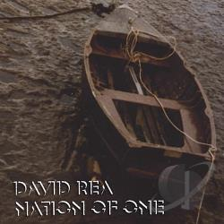 Rea, David - Nation of One CD Cover Art