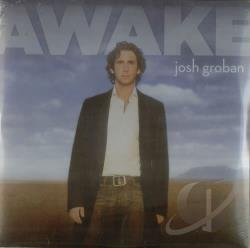 Groban, Josh - Awake LP Cover Art