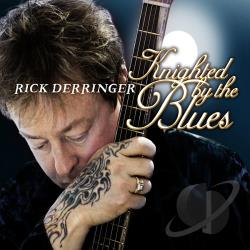 Derringer, Rick - Knighted by the Blues CD Cover Art