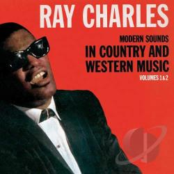 Charles, Ray - Modern Sounds in Country and Western Music, Vols. 1- 2 CD Cover Art