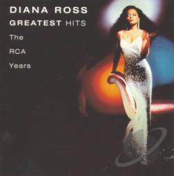 Ross, Diana - Greatest Hits: Rca Years CD Cover Art