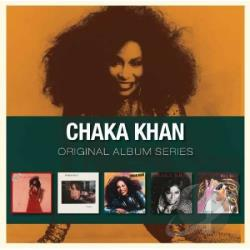 Khan, Chaka - Original Album Series CD Cover Art
