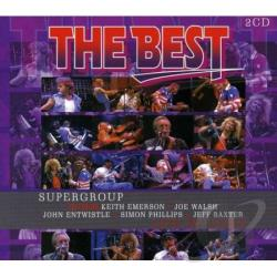 Best (Feat. Keith Emerson / Entwistle, John / Walsh, Joe - Live In Japan CD Cover Art