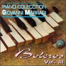 Marradi, Giovanni - Piano Collection: Boleros Vol. 3 CD Cover Art