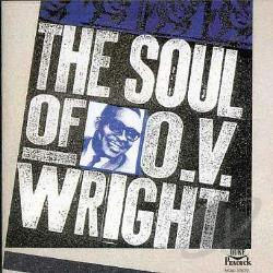Wright, O.V. - Soul of O.V. Wright CD Cover Art