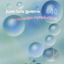 Juan Luis Guerra y 440 - Coleccion Romantica CD Cover Art