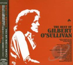 O'Sullivan, Gilbert - Best of Gilbert O'Sullivan CD Cover Art