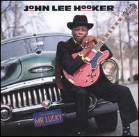 Hooker, John Lee - Mr Lucky DVA Cover Art