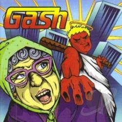 Gash - Day Off for the Conscience CD Cover Art
