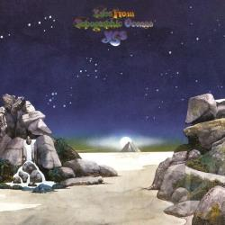 Yes - Tales from Topographic Oceans CD Cover Art