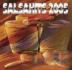 Salsahits 2005 CD Cover Art