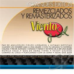 Viento Y Sol - Grandes Exitos - Remezclados Y Remasterizados CD Cover Art