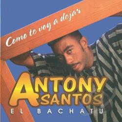 Santos, Antony - Bachatu CD Cover Art