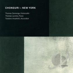 Demenga, Thomas - Chonguri CD Cover Art