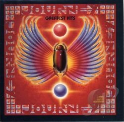 Journey - Greatest Hits CD Cover Art