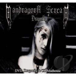 Mandragora Scream - Dragonfly CD Cover Art