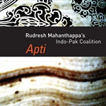 Mahanthappa, Rudresh - Apti CD Cover Art