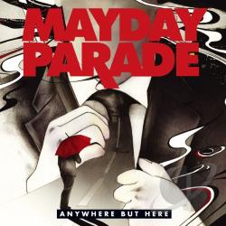 Mayday Parade - Anywhere But Here CD Album
