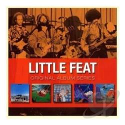 Little Feat - Original Album Series CD Cover Art