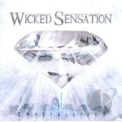 Wicked Sensation - Crystallized CD Cover Art
