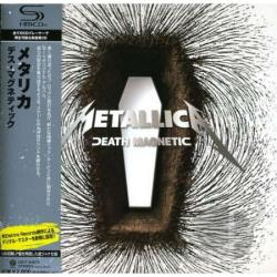 Metallica - Death Magnetic CD Cover Art