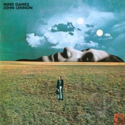 Lennon, John - Mind Games CD Cover Art