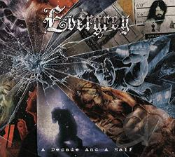 Evergrey - Decade and a Half CD Cover Art