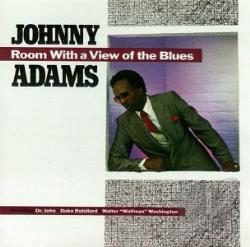 Adams, Johnny - Room with a View of the Blues CD Cover Art