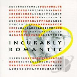 Incurably Romantic: Songs of M. Charnin CD Cover Art