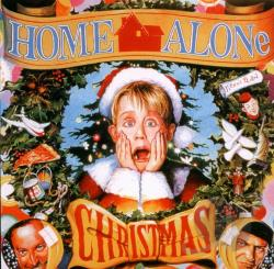Home Alone Christmas CD Cover Art